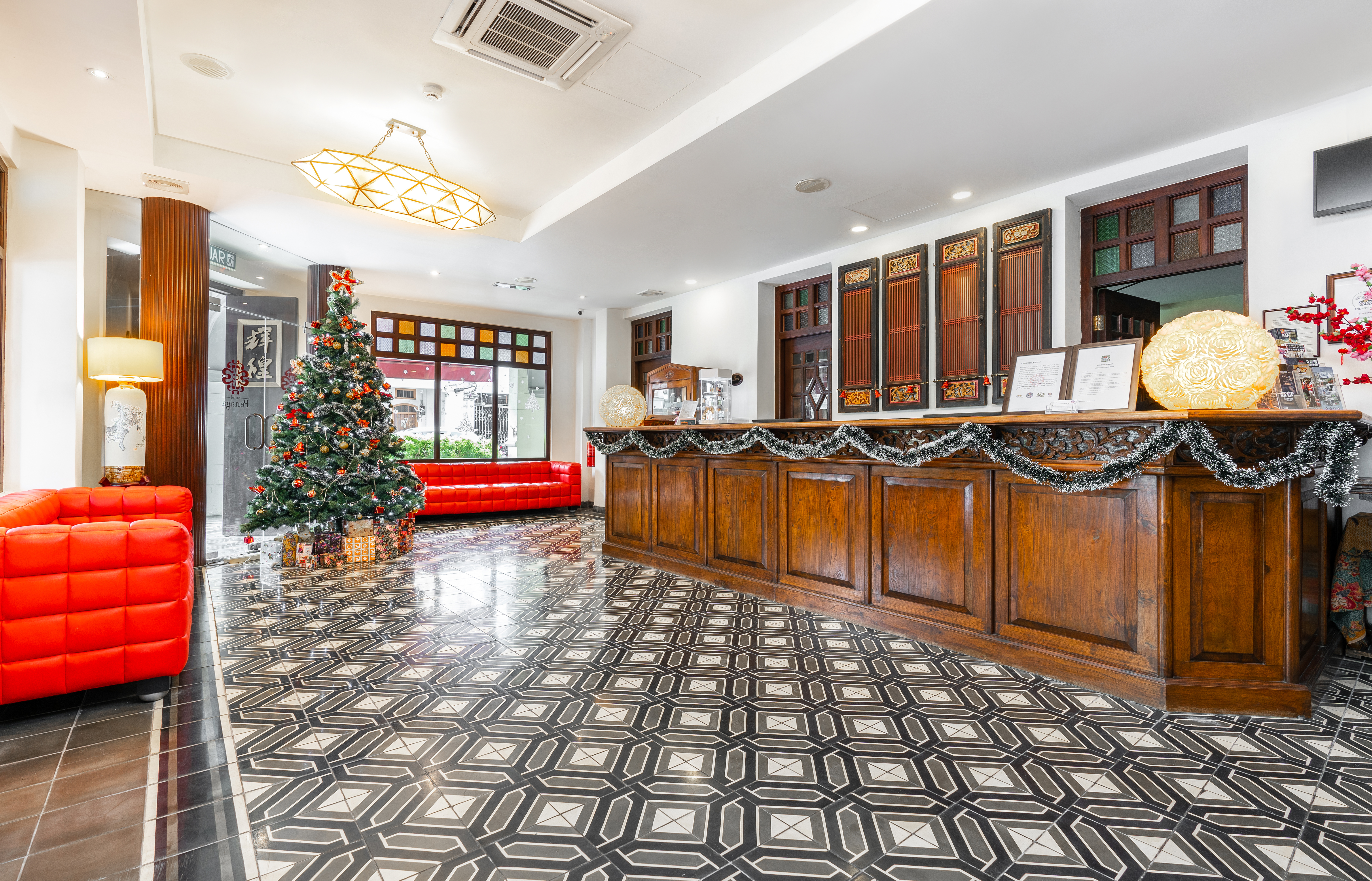 Hotel Penaga - Lobby Area (1)
