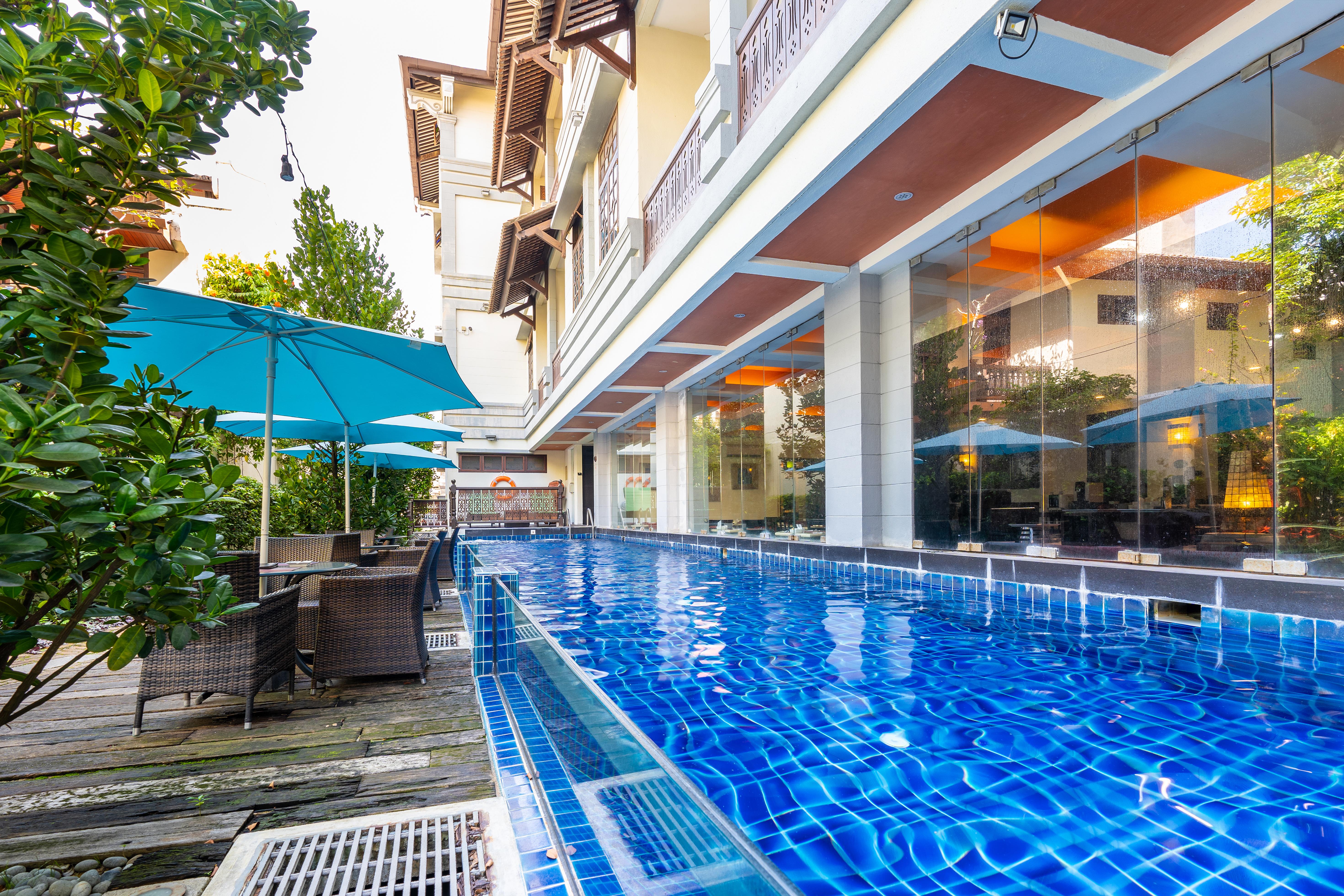 Hotel Penaga - Lap Pool (1)