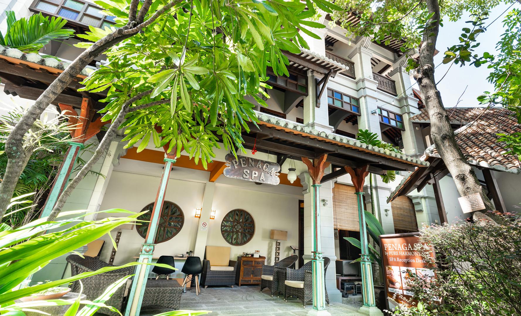 Hotel Penaga - Penaga Spa Building