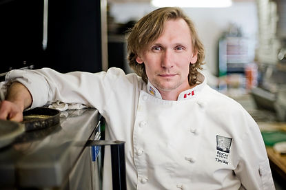 Chef Tim May