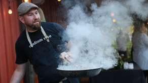 Chefs Nick Nutting & Joël Watanabe Pair For Big Feast At Tofino's 'Wolf In The Fog'