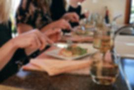 Tofino Dinner Party