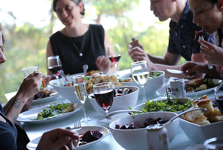 Tofino Dinne Party