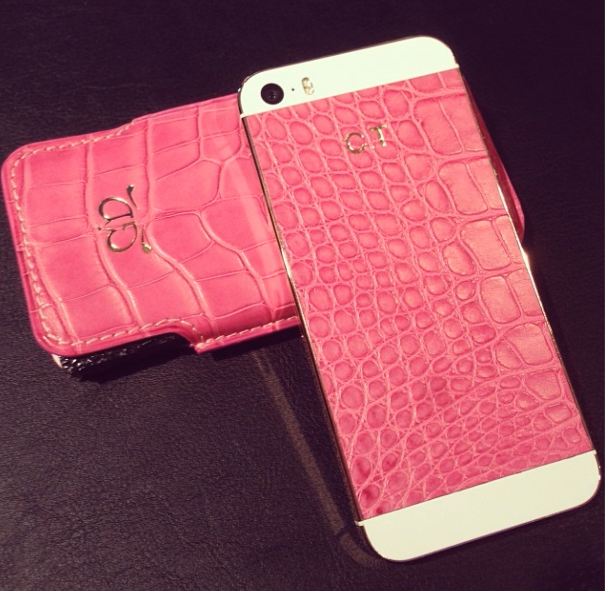iPhone 5S Pink