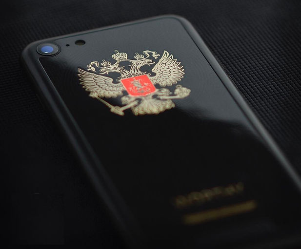 iPhone 8 RF Russian Federation