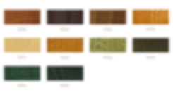 crocodile leather brown