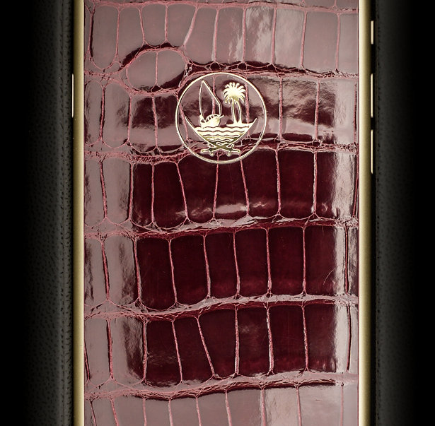 iPhone Gold Hot stamping luxury