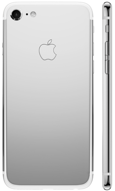 iPhone 7 White Gold