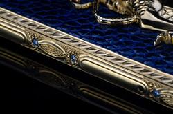 iPhone X Golden Dragon