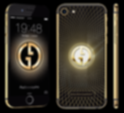 iPhone 8 golden gadget