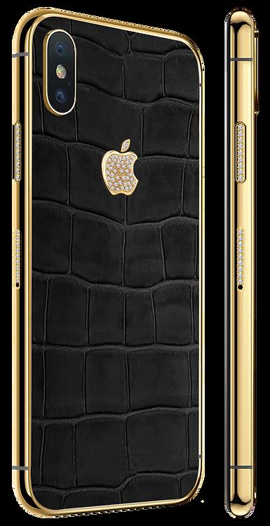 XS Gold Diamond Exotique Black