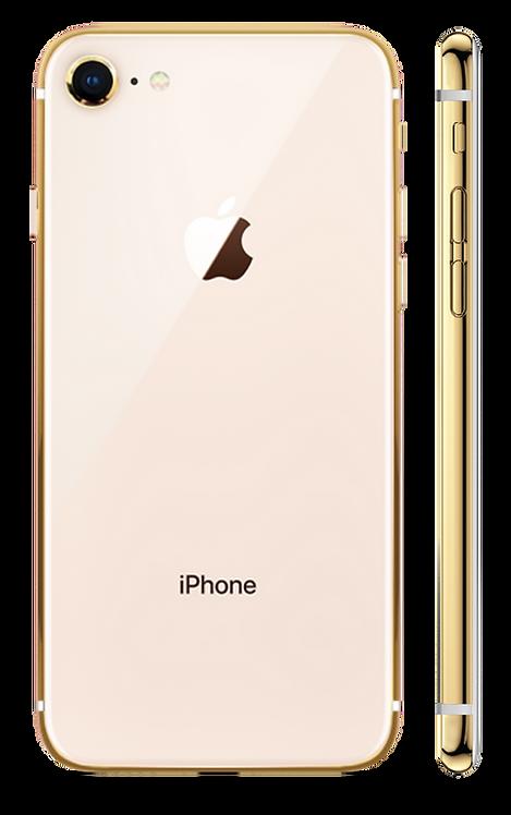 iPhone 8 Gold 24k Розовый