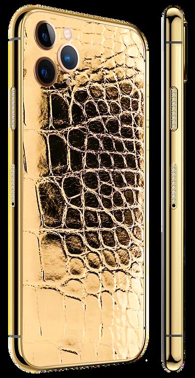 iPhone 11 Pro Diamond Golden Sun