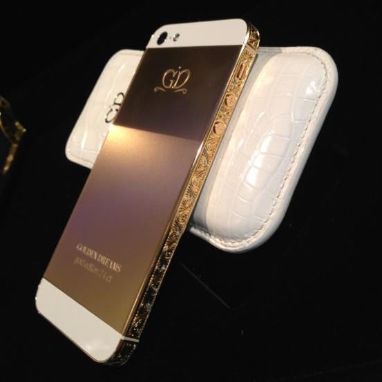 iPhone 5S engraved эксклюзивный