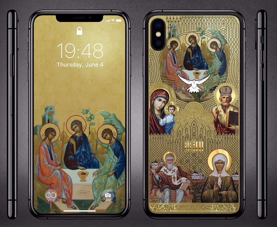 iPhone XS Max Sacred iCons