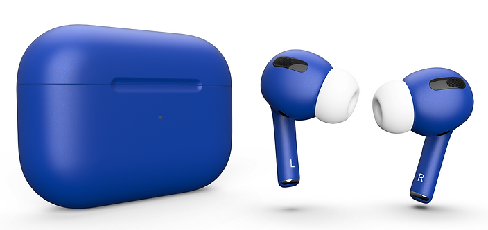 AirPods Pro Blue синие