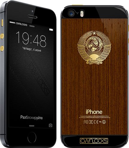 iPhone 5S 64Gb OWNLOOKS Macore USSR