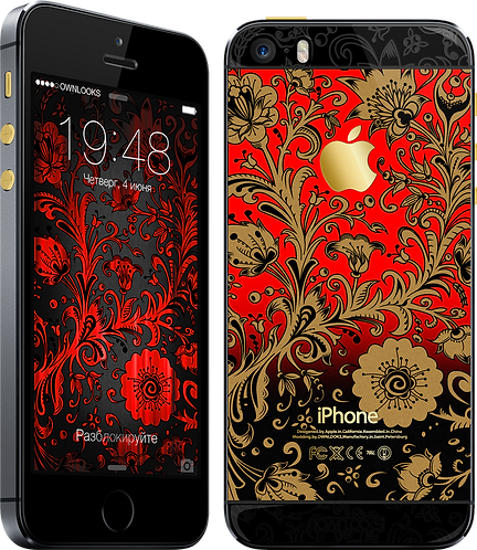 iPhone 5S 64Gb OWNLOOKS Russian One