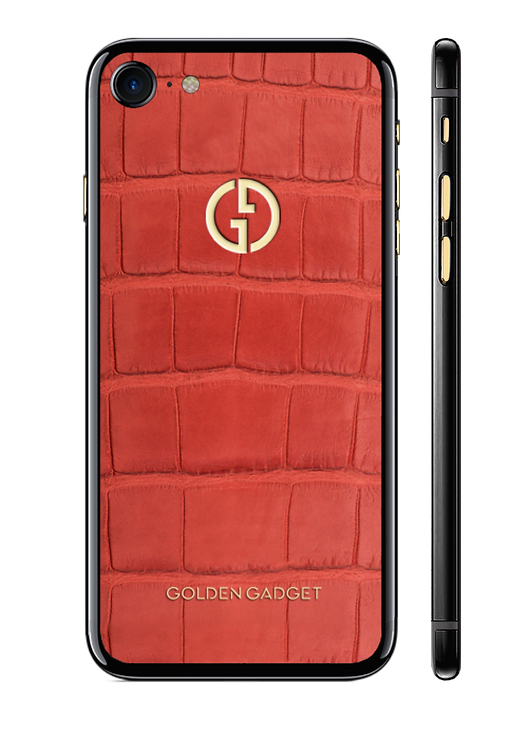 iPhone 7 Red Alligator