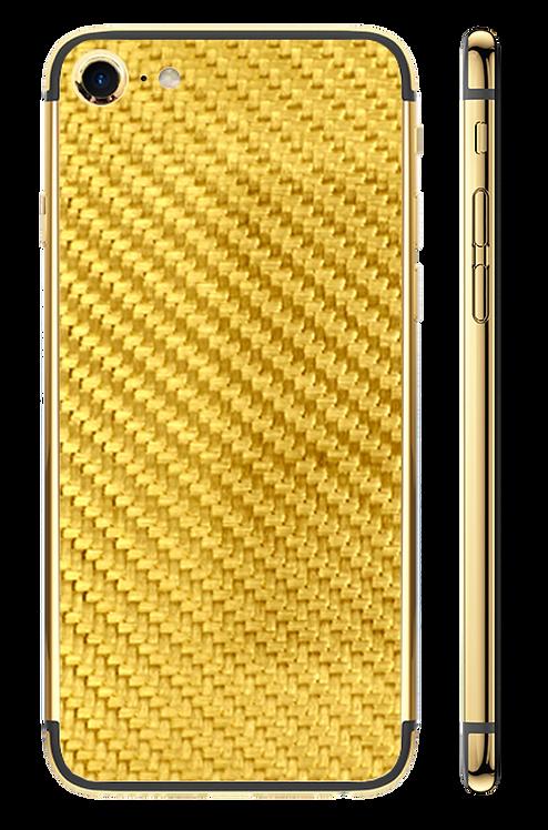 iPhone 7 Golden Carbon 999