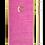 Thumbnail: iPhone 8 Gold 24k Pink Alligator