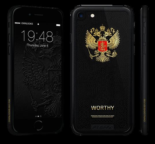 iPhone Gold 8 Герб РФ