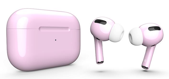 AirPods Pro soft pink нежно-розовые