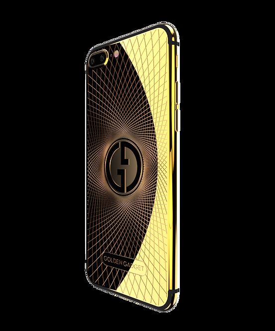 iPhone 7+ Литое Золото - Solid Gold - GG