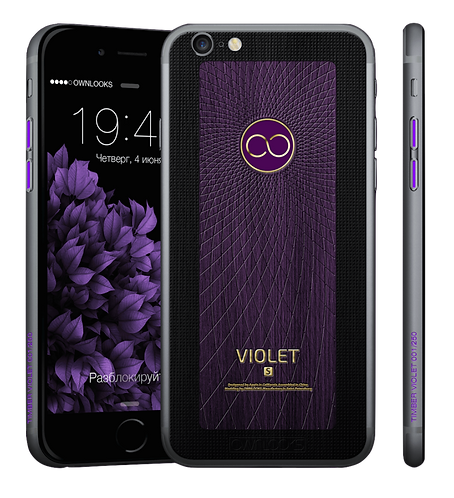iPhone 6S Timber Violet