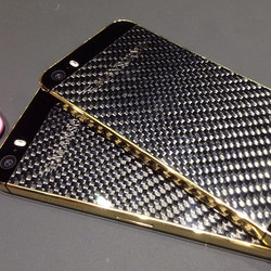 iPhone 5S Carbon