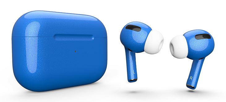 AirPods Pro Blue Pearl