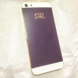 iPhone 5 Gold Calf эксклюзивный
