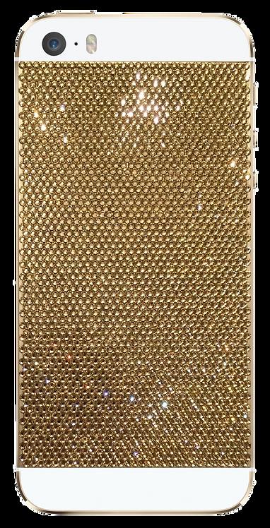 iPhone SE Gold Swarovski