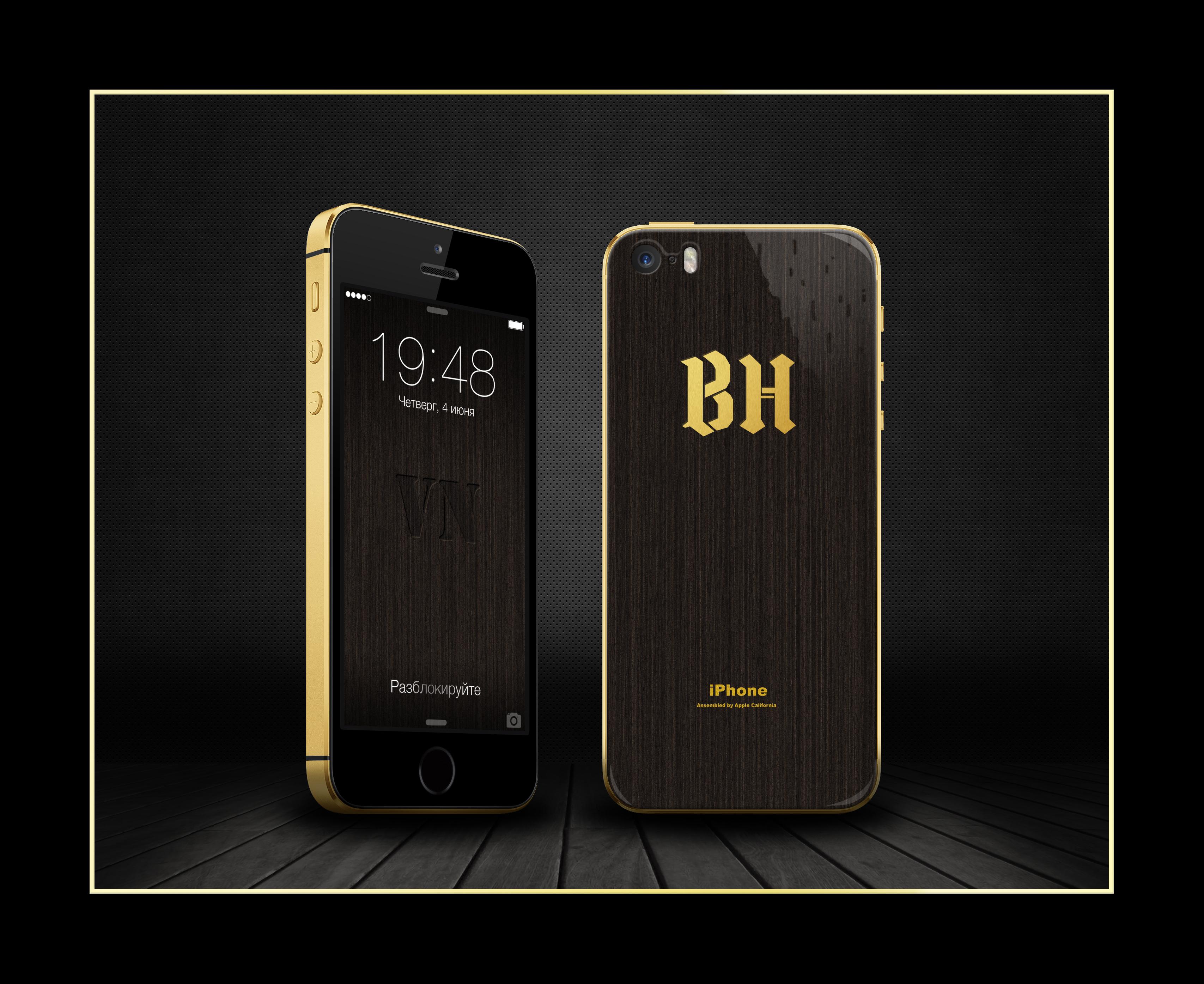 VN iPhone 5S эксклюзивный