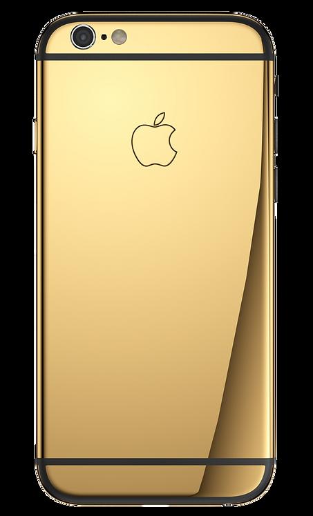 6S Gold 24 carat 128gb