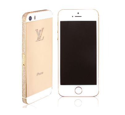 Замена корпуса на вашем iPhone 5S Gold, Silver