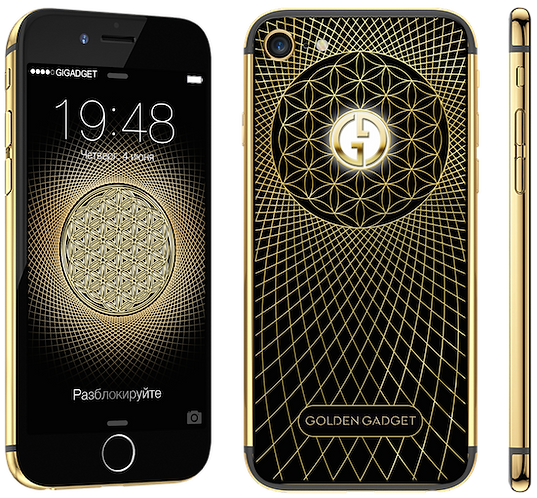 iPhone 8 / 8+ Flower of Life