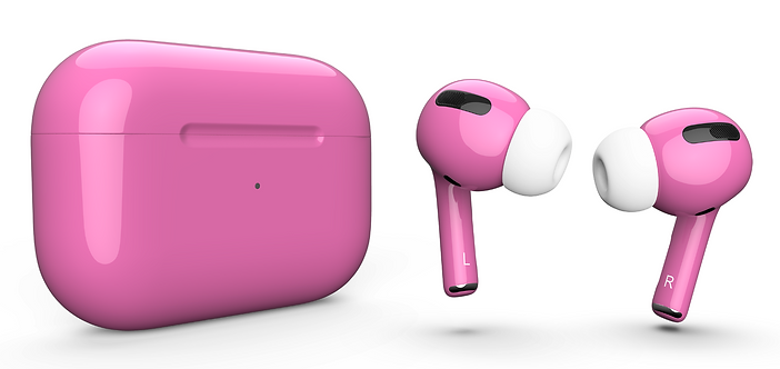 AirPods Pro Pink розовые