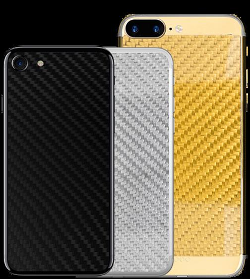 iPhone 8 carbon