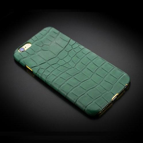 Чехол-клип - Зеленый Аллигатор