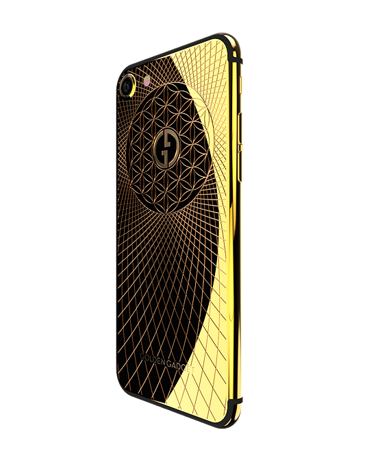 iPhone 7 Литое Золото -Solid Gold - FL