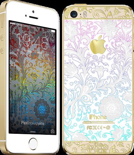 iPhone 5S OWNLOOKS Russian Winter