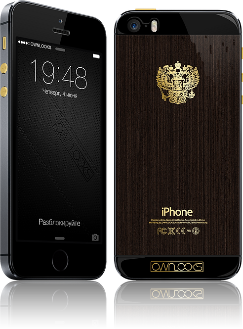 iPhone 5S 64Gb OWNLOOKS Bokonge RF