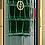 Thumbnail: iPhone XS Gold 24k Green Glazed Alligator