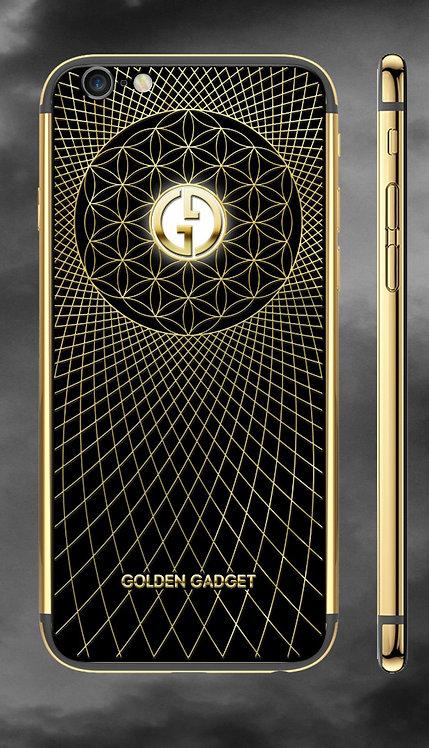 iPhone 6S Golden Gadget - Gold Black