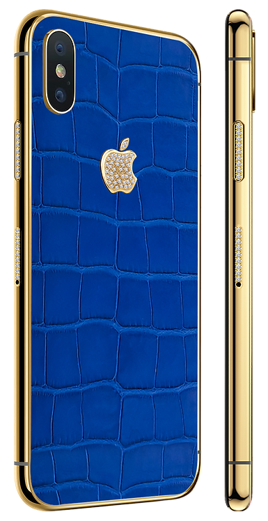 XS Gold Diamond Exotique Blue