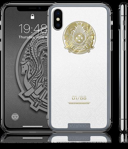 iPhone XS Kazakhstan Silver, 256Gb