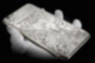VIP iPhone Platinum Hand Engraved