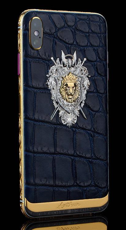 iPhone XS Ruby Diamond Ornate