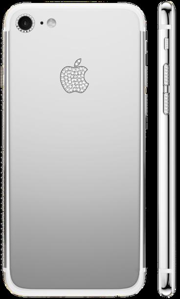 iPhone 7 Swarovski Platinum